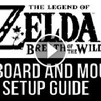 Simple Mouse and Keyboard Guide for Cemu and Zelda BOTW